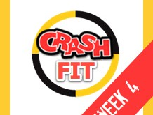 CrashFit Week 4 Workout
